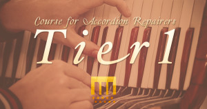 Course for Accordion Repairers, Tier1