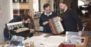 Course for Accordion Repariers, Tier1, March 2017
