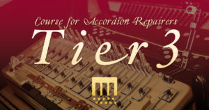 Course for Accordion Repairers, Tier3